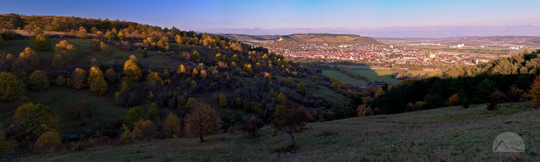 Herbstliches Liebenthal